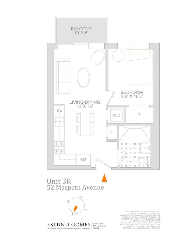 Willaimsburg apartments