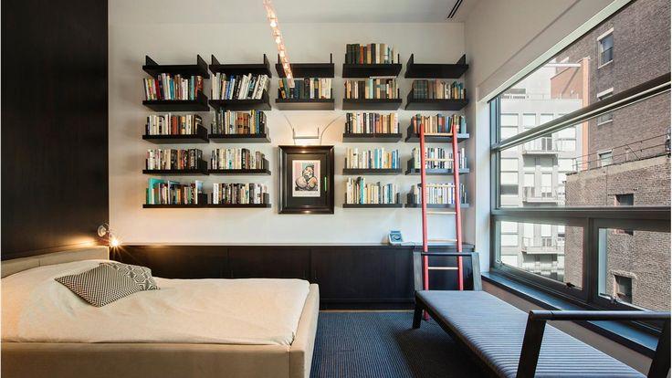 Bedroom, 40 Mercer Street, Condo, Manhattan, NYC