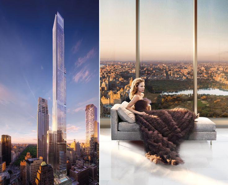 Central Park Tower (Extell Development)