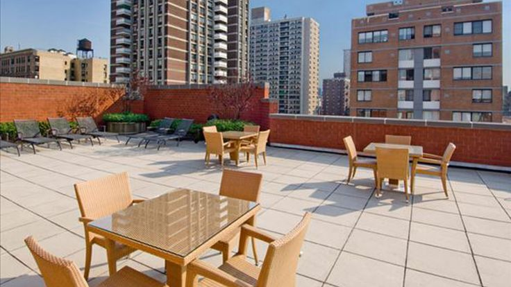 , Luxury Apartment, Broadway Corridor, New York City