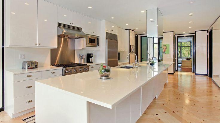 Kitchen, 1 Morton Square, Condo, Manhattan, Neighborhood