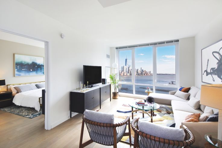 Model Units Unveiled At Ellipse Jersey City S New