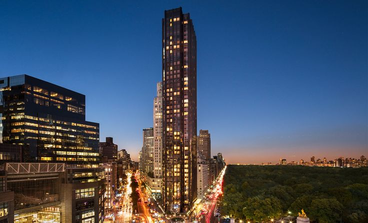 A 3-bed on the 30th floor of Trump International was the top closing recorded last week ( photo via https://www.trumphotels.com/central-park)