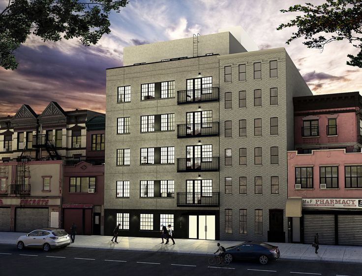 Urban Nostrand, a new luxury condominium at 720 Nostrand Avenue in Crown Heights