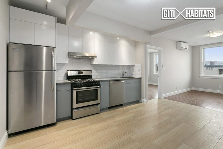 A new rental development at 439 Knickerbocker Avenue in Bushwick has launched leasing with 1 month of free rent. (Image via Citi Habitats)