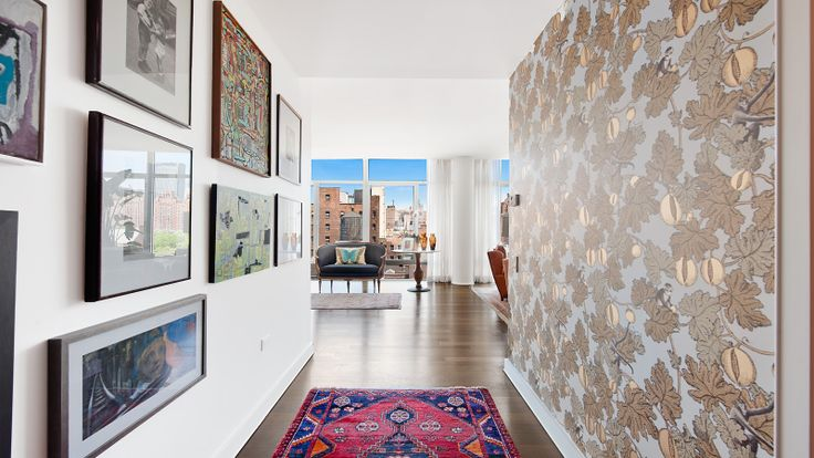 Hallway, 520 West 19th Street, Condo, Manhattan, NYC