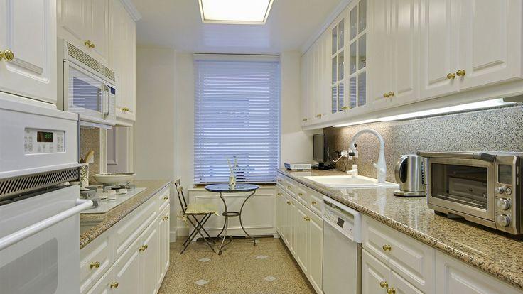 Kitchen, 1049 Fifth Avenue, Condo, Manhattan, NYC
