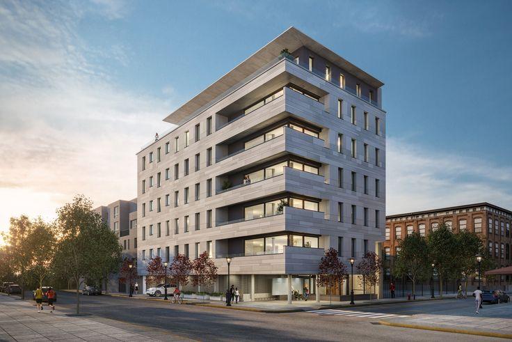 Candela Lofts rendering via Bijou Properties