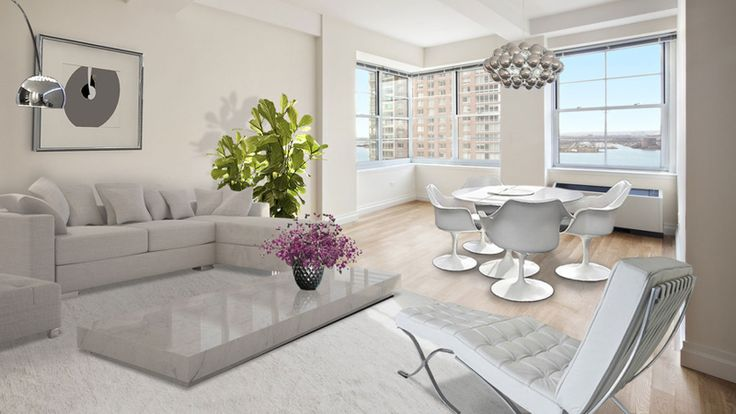 Le Rivage, Financial District, Luxury Apartment, New York City