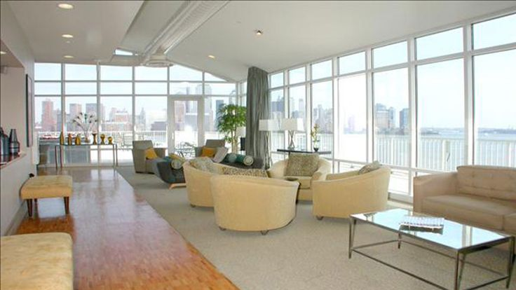 The Pier, Jersey City, Luxury Apartment, New York City