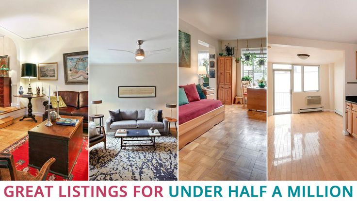 6 Affordable New Listings Throughout NYC