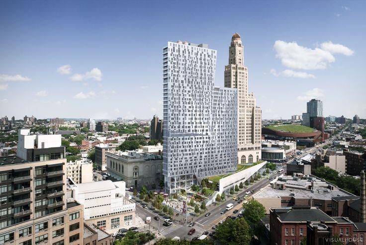 300 Ashland Place in Downtown Brooklyn