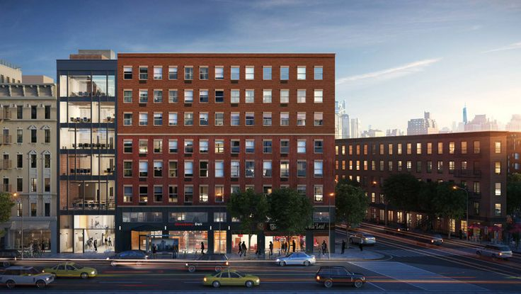 Rendering of 348 West 14th Street (JBS Project Management)