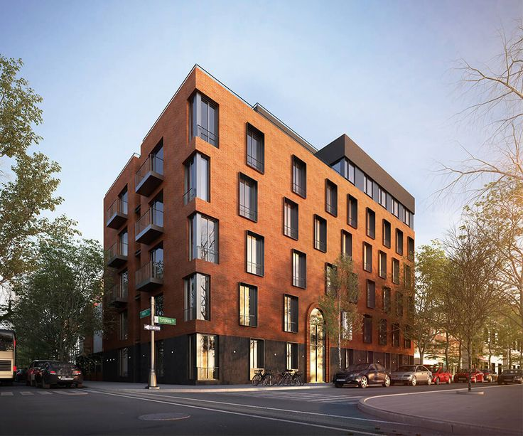 All new renderings of 420 Tompkins Avenue by StudiosC