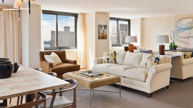 Interior, 515 East 72nd Street, Condo, Manhattan, NYC