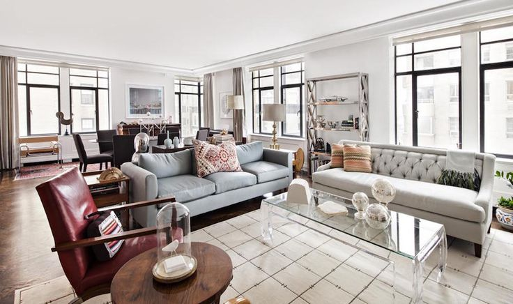 47 East 91st Street, #7. Sold: Sept. 07, 2017.  Image: The Corcoran Group.