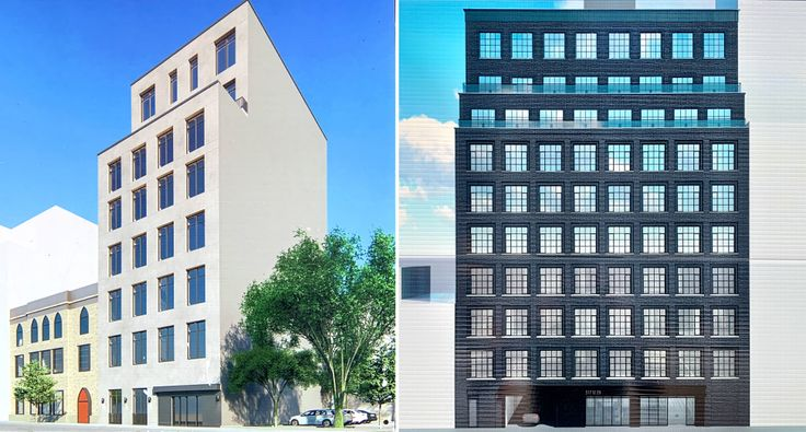 Two new residential buildings to rise on West Chelsea sites formerly owned by Six Sigma