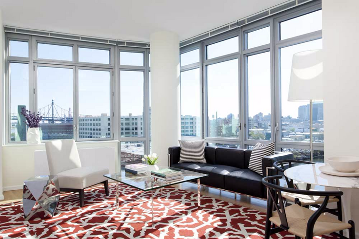 Long Island City Waterfront Rentals with $1,000 Deposits; Studios to ...