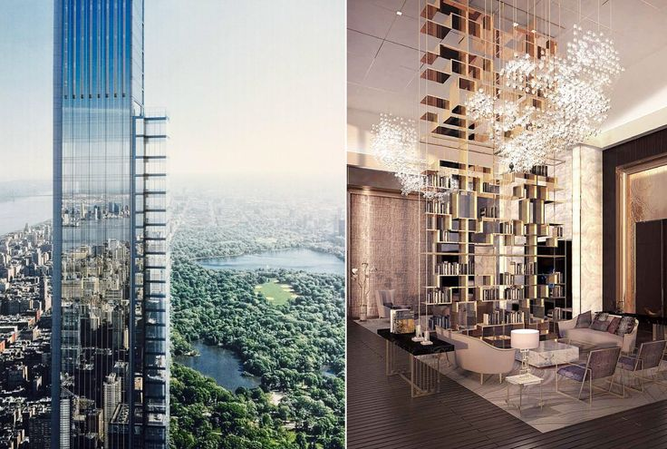 221 West 57th Street renderings