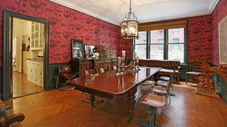 Dining Room, 1060 Fifth Avenue, Condo, Manhattan, NYC