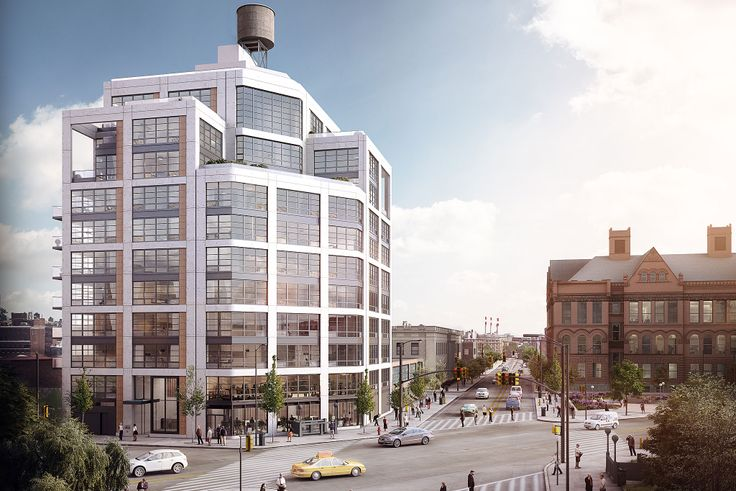 Rendering of The Jackson by Fogarty Finger Architects