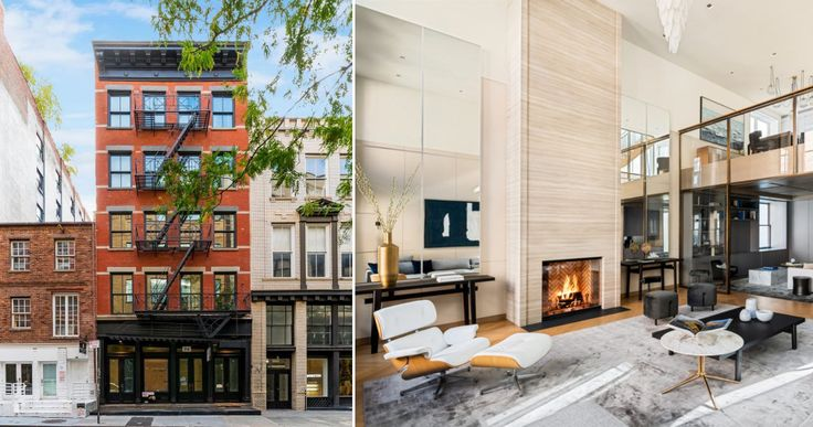 Photos of 74 Wooster Street via Coleman Real Estate Group