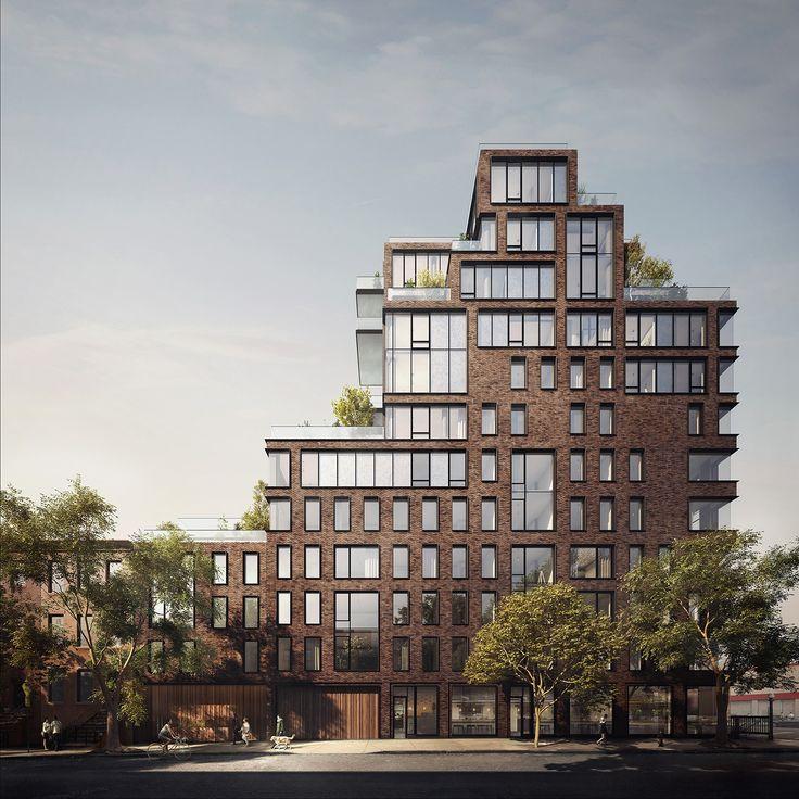 Five Six One Pacific by Adam America Real Estate; designed by ODA New York (Forbes Massie Studio/ODA New York)