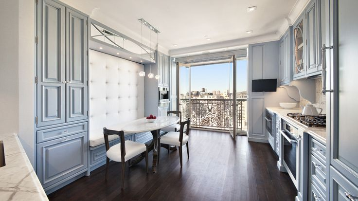 Laureate, Manhattan Apartment