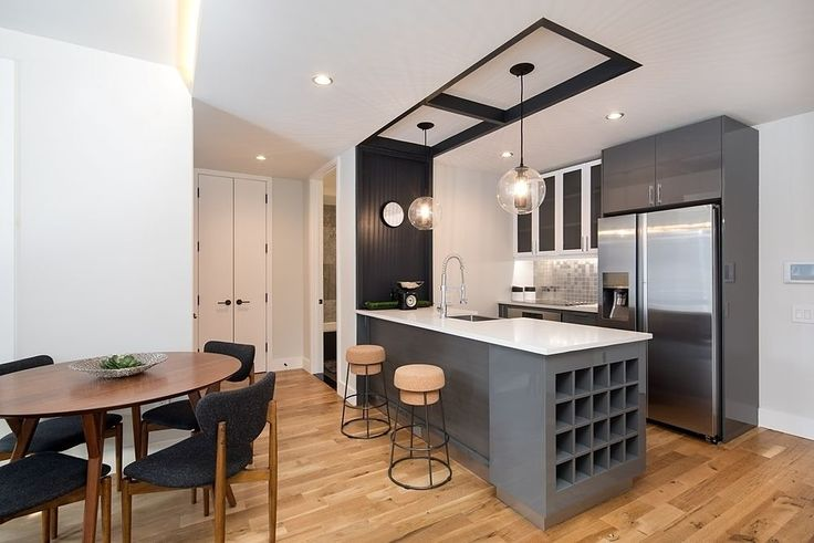 Newly built Prospect Heights rental at 670 Pacific Street opened in 2016 and has several units available. (Image via Bold New York)