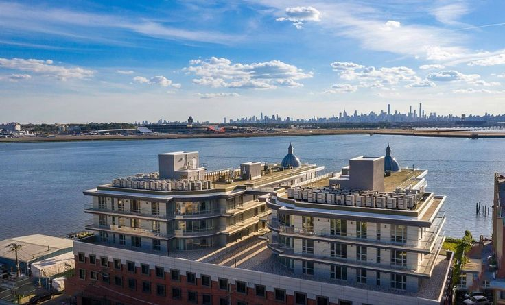 Allura is now selling one- to three-bedroom condos on the College Point waterfront (NestSeekers International)