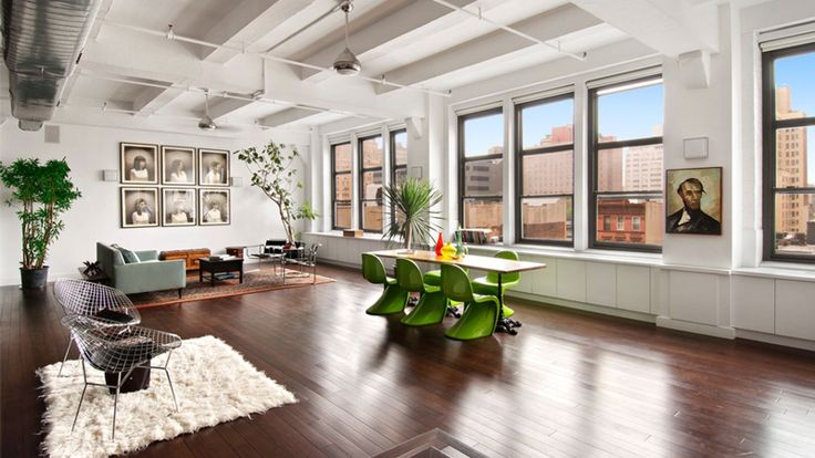 The Glass Farmhouse, Midtown West, Luxury Condo, New York City