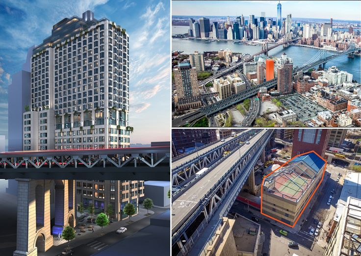 (l-r) Renderings via Fischer Makooi Architects and Watchtower Real Estate