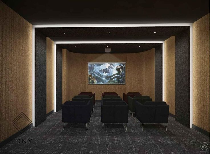movie theater apartments