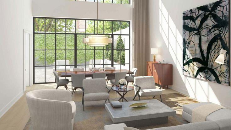 Sixty east eighty sixth 60 east 86th street nyc condo for Living room 86th street brooklyn ny