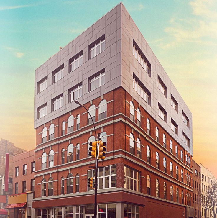 The Livingston Collection at 68 Livingston Street in Downtown Brooklyn (Image via 68livingston.ipg.nyc)