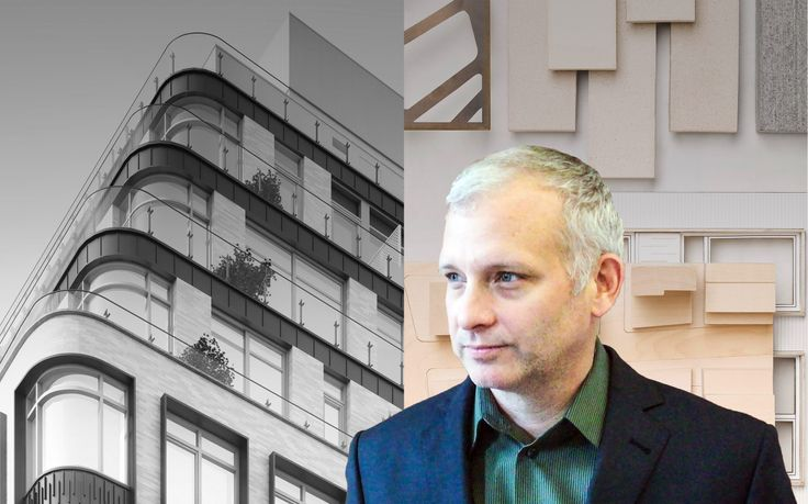 Ed Rawlings of Rawlings Architects is behind the beautiful design of 40 Bleecker in NoHo.