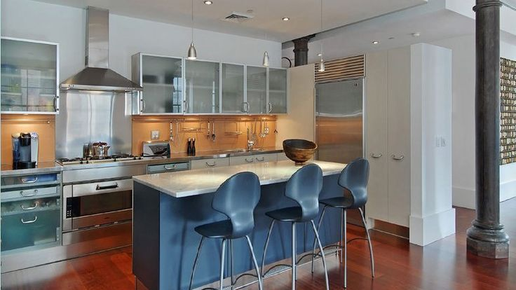 Kitchen, 140 Franklin Street, Condo, Manhattan, NYC