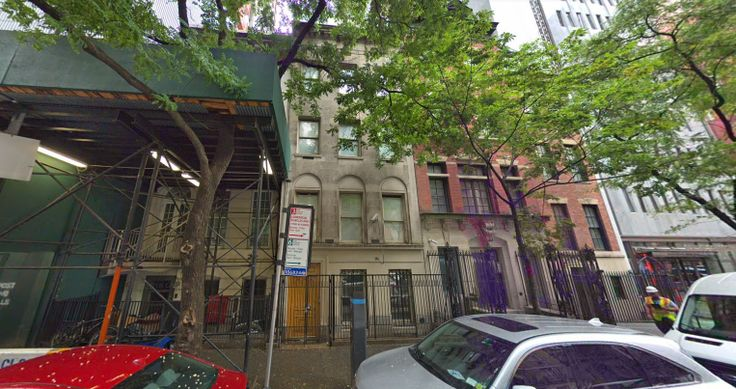 Google Earth image of 115 East 55th Street
