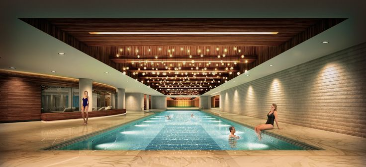 New Nyc Developments With Indoor Pools That Make A Splash Cityrealty