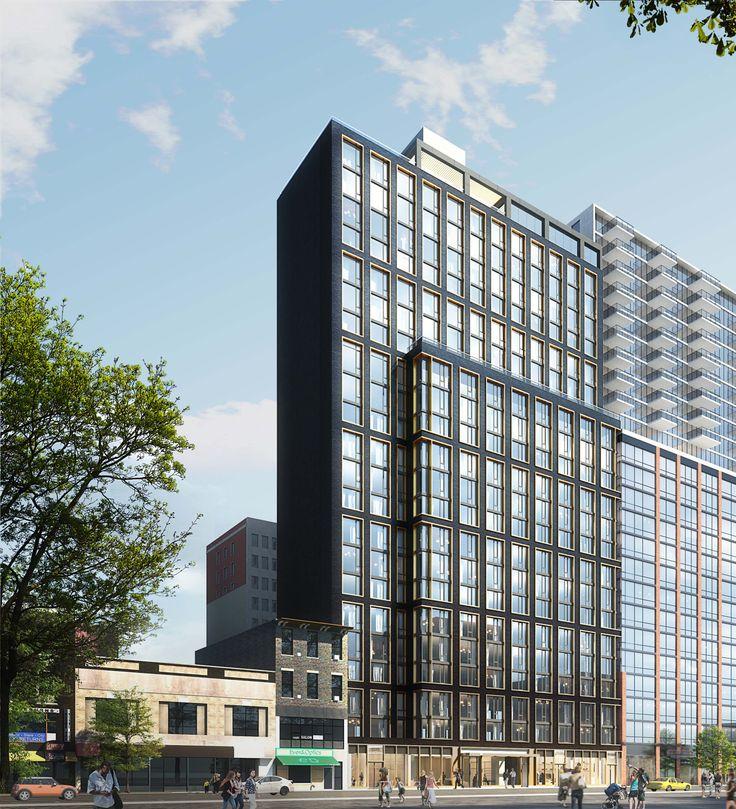 308 Livingston Street. Credit: Fogarty Finger Architects