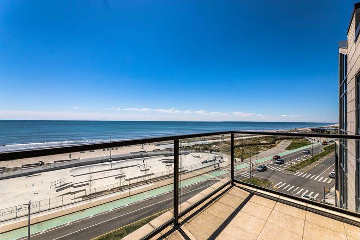 Views from a quaint shore house? Try a Rockaway apartment (The Beach House via Compass)