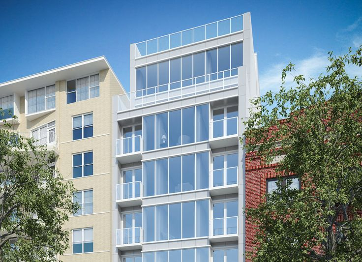 487 Ocean Parkway (Rendering credit: MG New York Architects)