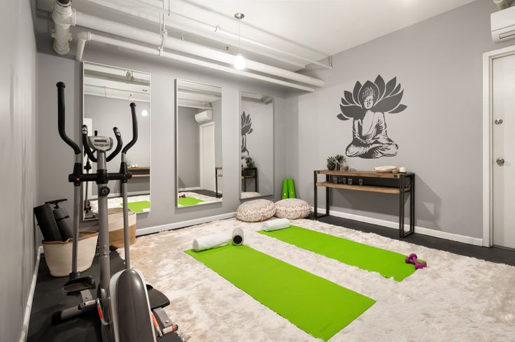Avoid The Quarantine 15 In These 10 Apartments With Home Gym Space Cityrealty