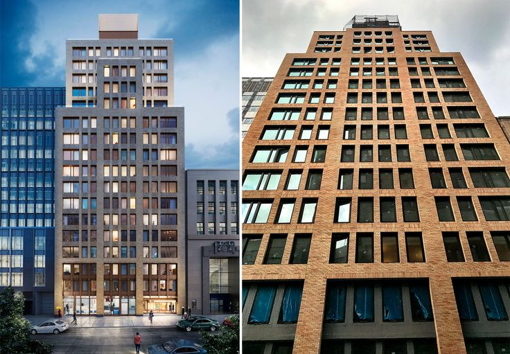 The Pierrepont in Brooklyn Heights (Rendering via thepierrepontbk.com) / Photo: CityRealty)