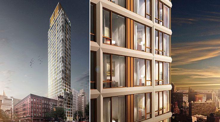 Renderings of 368 Third Avenue (Credit: Minrav Group via Livabl)