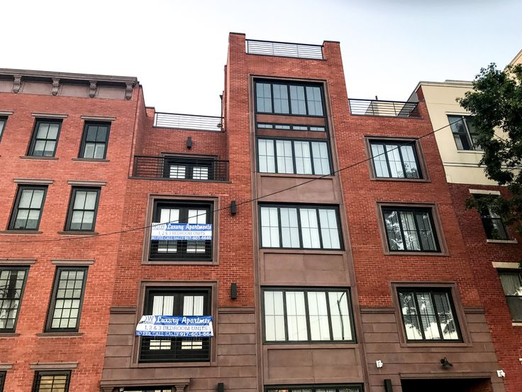 The Completed Rental Building at 326 Bond Street. Photo via CityRealty