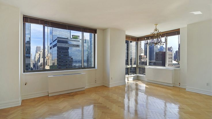 Interior, 2 Columbus Avenue, Condo, Manhattan, NYC
