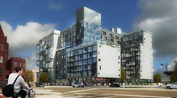Rendering of 22-12 Jackson Avenue (ODA Architecture)
