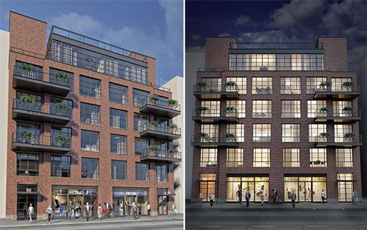 Renderings of the project (Credit: Indira Lourenco of I.Lo Design Corp via TRD)