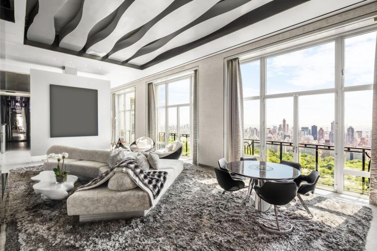 15 Central Park West via The Corcoran Group